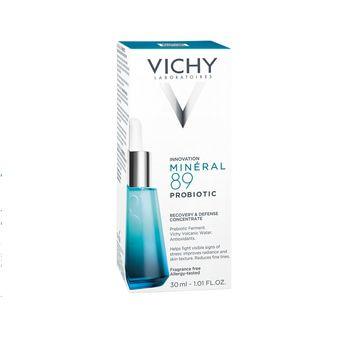 Vichy Minerál 89 Probiotic Fractions Serum Reparador 30ml