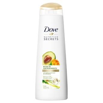Shampoo Dove Nutritive Secrets Ritual de Fortalecimiento 400ml