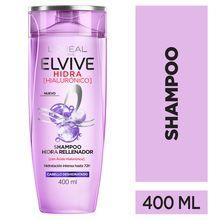 Shampoo Hidra Hialurónico Elvive L´Oréal Paris 400ml