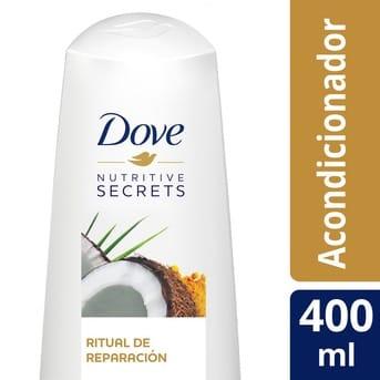 Acondicionador Dove Nutritive Secrets Ritual de Reparación 400ml