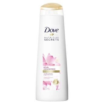 Shampoo Dove Nutritive Secrets Ritual Liso y Nutrido 400ml