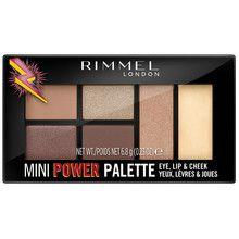 Sombra Rimmel Power Palette