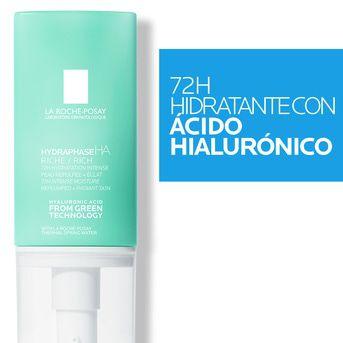 Crema Hidratante Facial La Roche Posay  Hydraphase Intense Rica La Roche Posay 50ml