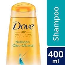 Shampoo Dove Oleo Micelar 400ml