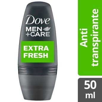 Desodorante Antitranspirante Bolilla Dove Extra Fresh 50ml