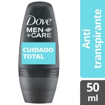 Desodorante Antitranspirante Bolilla Cuidado Total 50ml