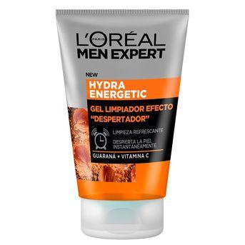 Kit Men Expert completo para el rostro limpieza e hidratacion