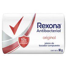 Jabón Antibacterial Rexona Original Jabón 90g x 6 Unidades
