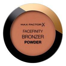 Polvo Compacto Facefinity Bronzer 001 Golden Max Factor