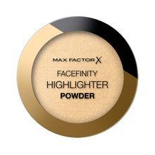 Polvo Compacto Highlighter Facefinity 002 Light Max Factor
