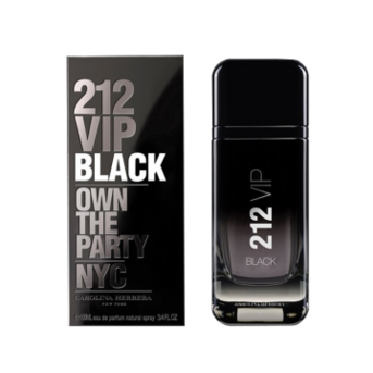 212 Vip Black Men Edp