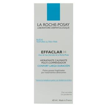 Crema Hidratante Calmante y Reparadora La Roche Posay Effaclar H 40ml