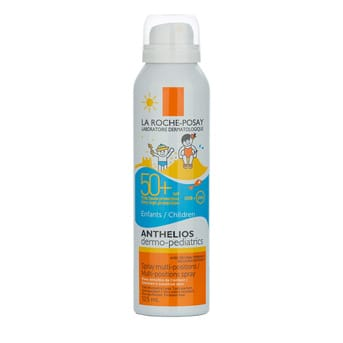 Spray Multiposiciones La Roche Posay Anthelios Dermopediátrico Fps 50+ 125ml