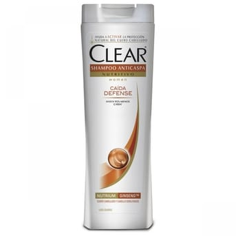 Shampoo Clear Caída Defense 200ml