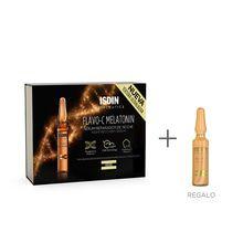 Serum Antiedad Noche Isdin Isdinceutics 30 Ampollas + Ampolla Instant Flash de Regalo