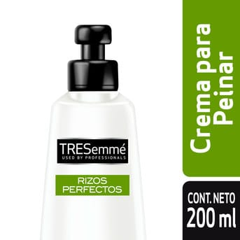 Crema para Peinar TRESemmé Rizos Definidos 200ml