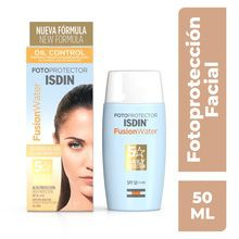 Fotoprotector Isdin Fusion Water Fps 50 50ml