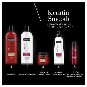 Shampoo TRESemmé Keratin Smooth 400ml