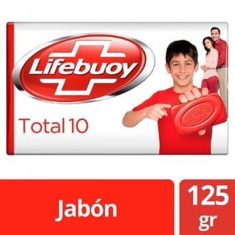 Total Jabon x1u x125gr