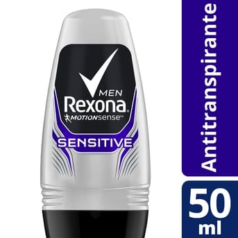 Men Sensitive Skin Care 48H Desodorante Roll-On X50ml