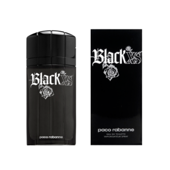 XS BLACK MEN EDT