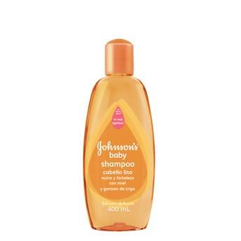 Shampoo Johnson's Baby Anti-Frizz 400ml