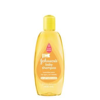 Shampoo Johnson's Baby Ph Balanceado 400ml