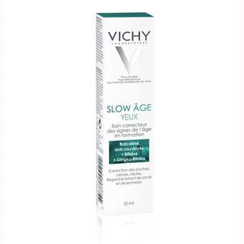 Contorno de Ojos Vichy Slow Age Ojos 15ml