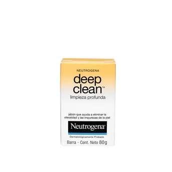 Barra de Limpieza Facial Neutrogena Deep Clean