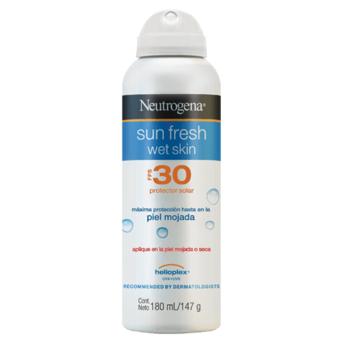 Protector Solar Neutrogena Sun Fresh Spf 30 Aerosol 180ml