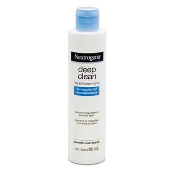 Loción desmaquillante Deep Clean 200ml