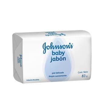 Jabón en Barra Johnson's Baby Regular 83g