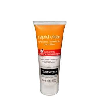 Exfoliante Neutrogena Rapid Clear 100ml
