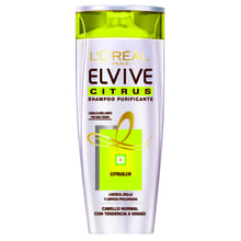 Shampoo Purificante Elvive Citrus 400ml