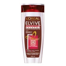 Shampoo Elvive Reparación Total 5 Extreme 400ml