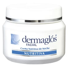 Crema Nutritiva Dermaglos de Noche Piel Normal 70g
