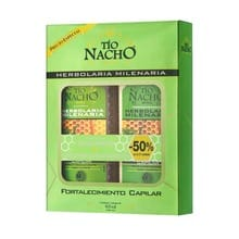 Monoestuche Tio Nacho Herbolaria Milenaria Shampoo + Acondicionador 415ml