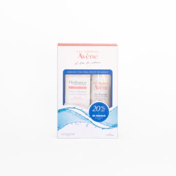 Hydrance Optimale Legere UV 40ml + Agua Termal 50ml
