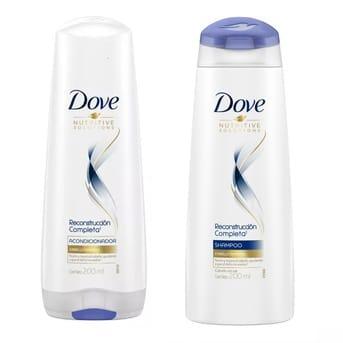 Reconstruccion Completa Shampoo x200ml(+Ac200 50%)