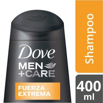 Shampoo 2En1 Dove Men+Care Fuerza Extrema 400ml