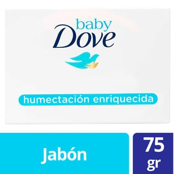 Dove Jabón Hidratación Enriquecida 75gr