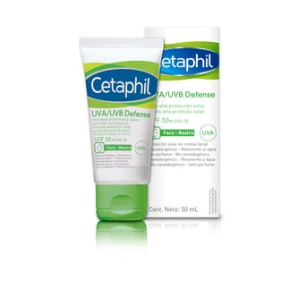 Fotoprotector Facial Cetaphil Uv Defense Fps 50