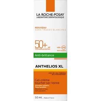 Anthelios Xl Fps50 Gel Crema Toque Seco Color 50ml La Roche Posay