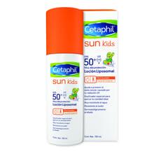 Sun Kids Fps 50+ Loción Liposomal Cetaphil