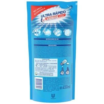 Limpiador Líquido Repuesto 450 ml