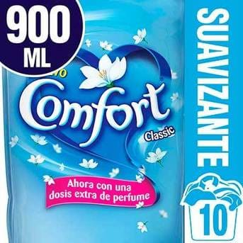 Suavizante para ropa Regular Clásico 900 ml