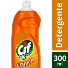 Detergente Cif Active Gel 300ml