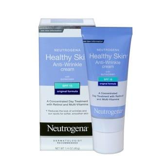 Crema Antiarrugas Healthy Skin Día Fps15 40g