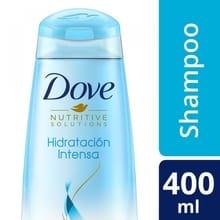 Shampoo Dove Hidratación Intensa 400ml