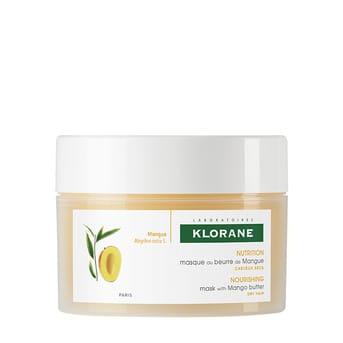 Mascarilla Klorane Reparadora de Mango 150ml